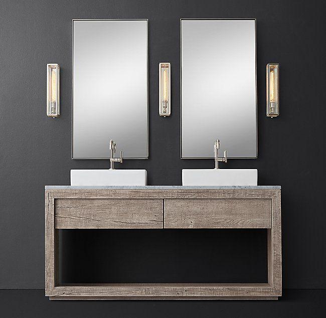 12 Besten Badezimmer Bilder Auf Pinterest Badezimmer, Gäste Wc Und   Glasmosaik  Fliesen Braunbeigegste Wc