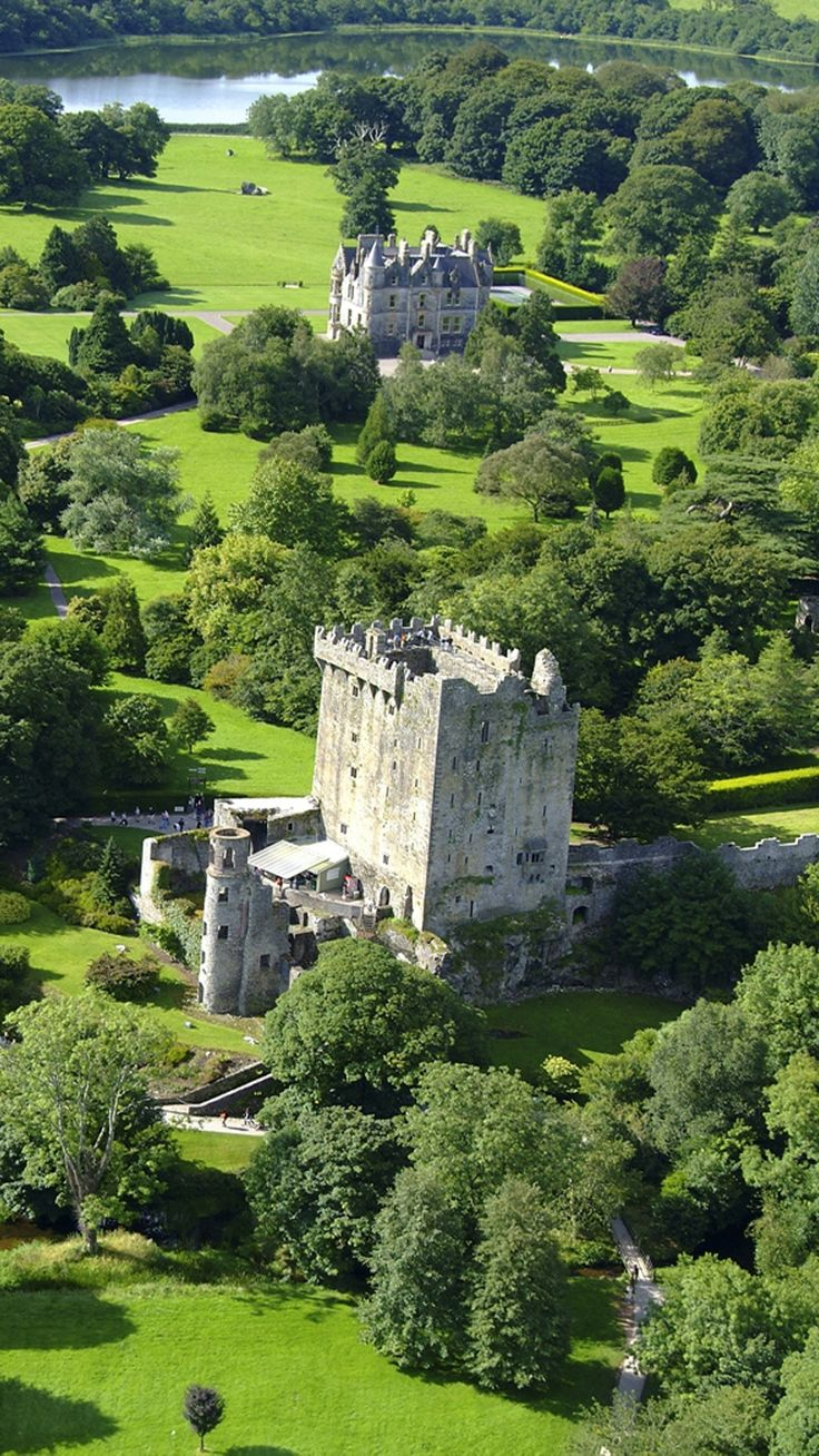 Been there, most def want to go again! Blarney Castle ~ Cork, Ireland                                                                                                                                                                                 More