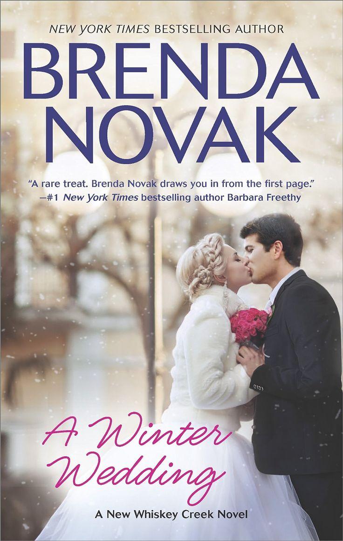Brenda Novak - A Winter Wedding / #awordfromJoJo #ContemporaryRomance #BrendaNovak
