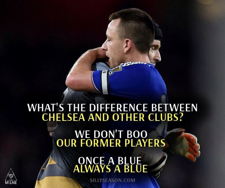 Once a blue always s blue