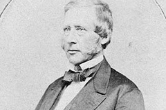 Edward Barron Chandler (August 22, 1800-February 6, 1880) was a New Brunswick politician and Lawyer from a United Empire Loyalist family.  He was one of the Fathers of Confederation.  Chandler was born in Amherst, Nova Scotia and moved to New Brunswick to study Law.