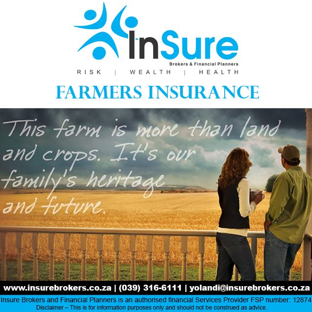 Farmers insurance is essential for you #ShortTermInsurance  http://buff.ly/1TNIWZ3