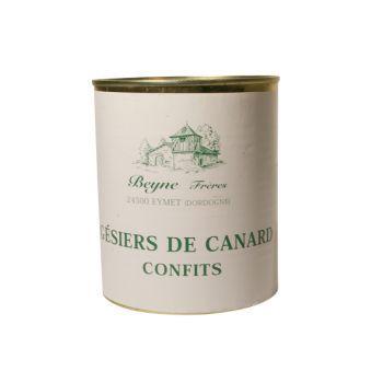 Gesiers de canard confits from france. Pour une bonne salade landaise en attendant que l'été pointe le bout de son nez...