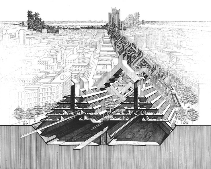 Architecture Drawing Basics