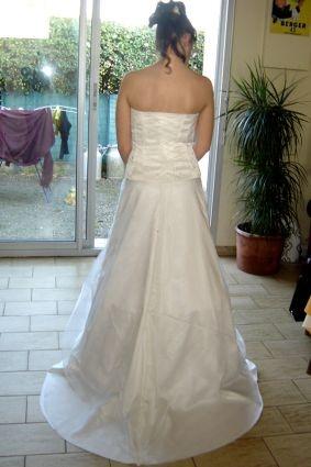 Robe de mariée Hélène