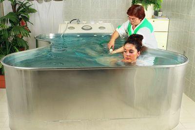 Thermal wellness bath