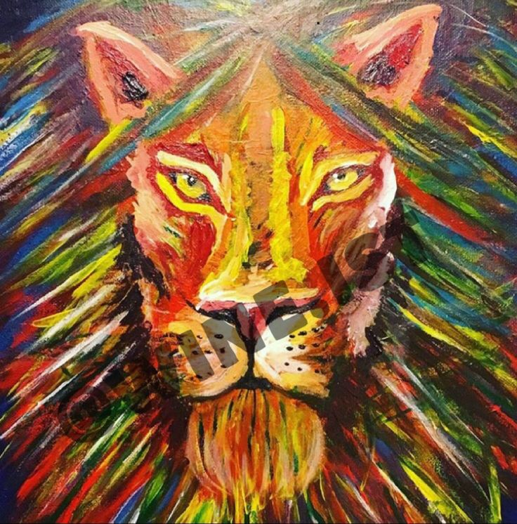 Excited to share the latest addition to my #etsy shop: Lion to Me, Lion Wall Art, Art Print,Home Decor, Poster, Photo, Lion Painting