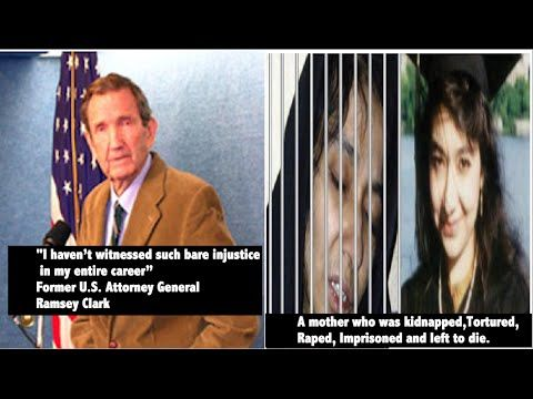 KIDNAPPED & TORTURED | U.S Attorney General Ramsey Clark on Aafia Siddiqui. HELP RAISE AWARENESS SHARE THIS!!