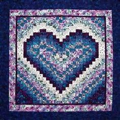 Bargello Heart Quilt Pattern Download - Bing Images