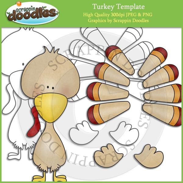86 best thanksgiving ideas images on pinterest thanksgiving crafts fall decorating and for Thanksgiving turkey template