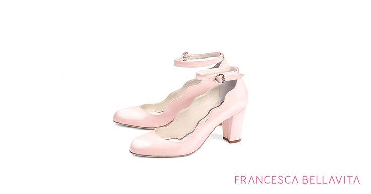 Design iconico per le scarpe Babe di Francesca Bellavita