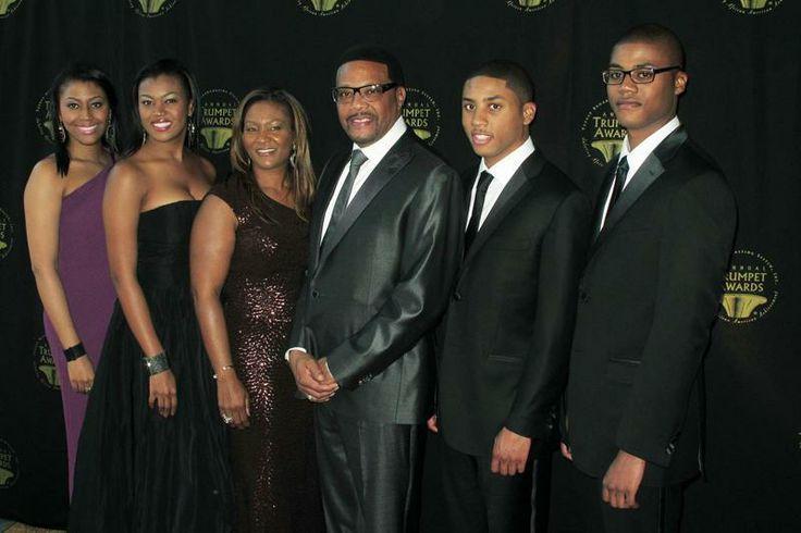 Judge greg mathis amp family family that s us pinterest