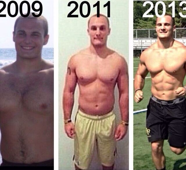 men fitness before and after on Pinterest | Body Transformations ...