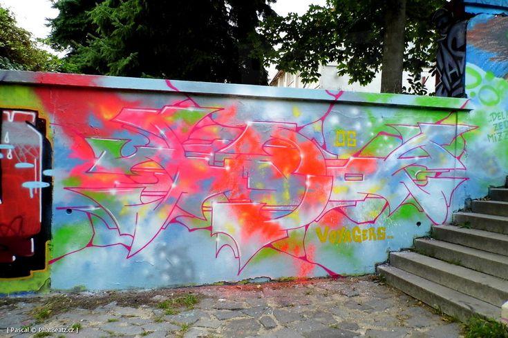 GraffBeatz - Poděbrady (1.8.2014) // #YUDOE