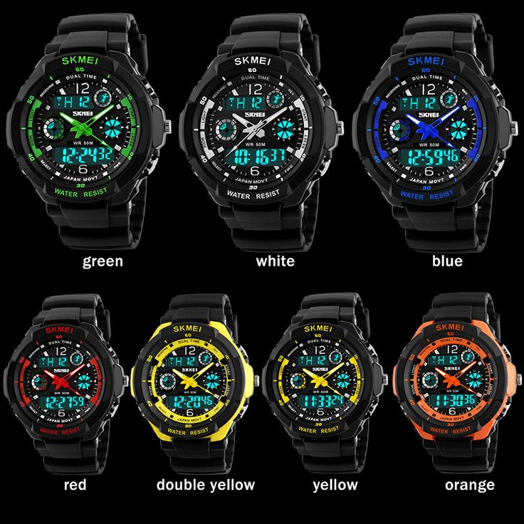 SKMEI 0931 Men Sports Watches Digital LED Quartz Military Wristwatches rubber strap 2017 s shock Luxury Brand relogio masculino     http://s.click.aliexpress.com/e/BamQbEe
