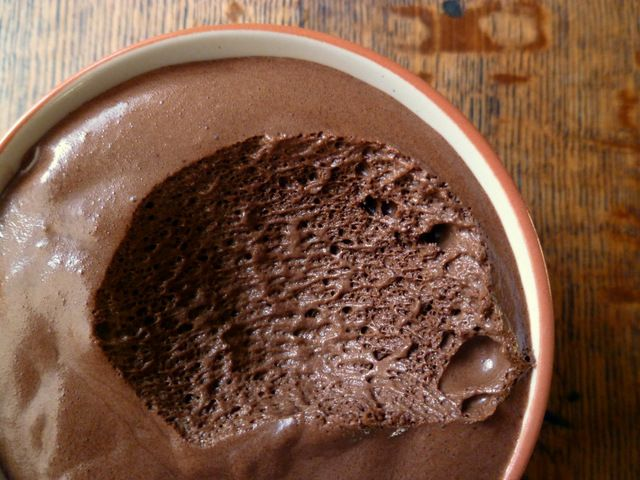 Sobremesa Fit: Doce gelado de Whey Protein e Cacau - Mulher Malhada