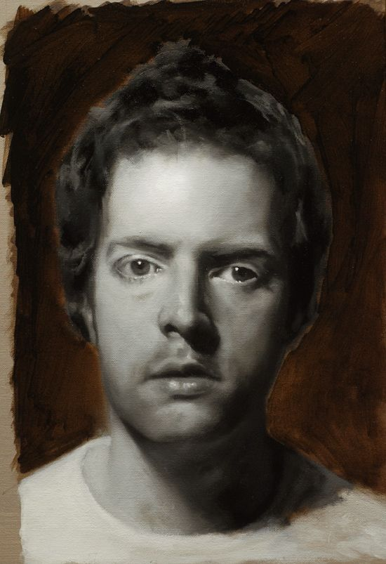 How to Paint a Portrait in Oil - Part 5