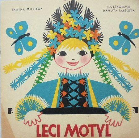 LECI MOTYL:Danuta Imielska