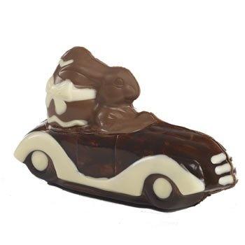 Cruisin' Chocolate Easter Bunny $19.50