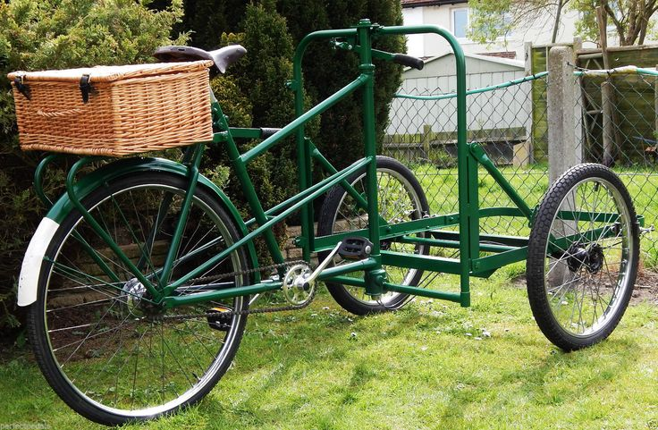 Vintage Pashley Classic 33 Ice Cream Bike ,Butcher , Bakers , Delivery Trade | eBay