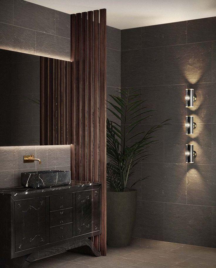 56 Best Bathroom Interior Design Ideas Images On Pinterest Fair Exclusive Bathrooms Designs Design Inspiration