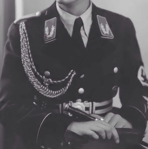 The Nazi uniform