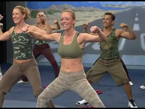 Billy Blanks Bootcamp Elite Mission 1 Get Started - YouTube