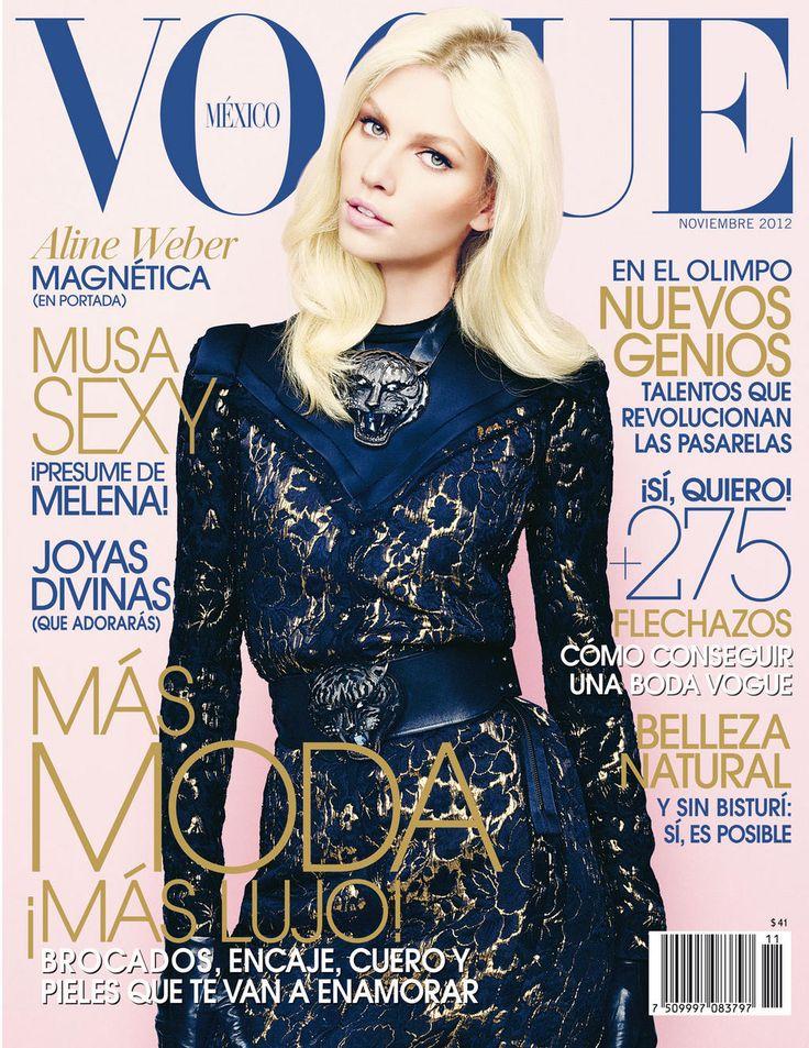 Aline Cleusa Weber November 2012  https://voguegraphy.files.wordpress.com/2015/12/aline-weber-by-nagi-sakai-vogue-mexico-november-2012.jpg