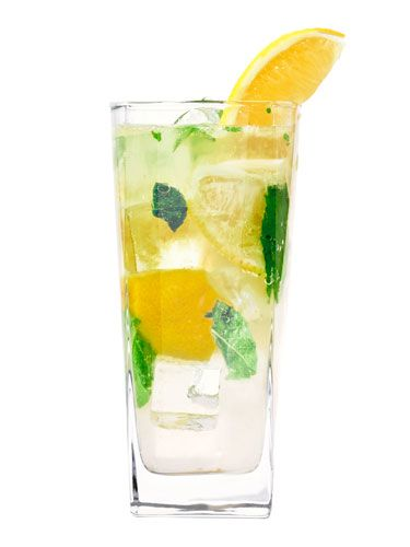 20 Low-Calorie Cocktails for Summer- the Running in Rio sounds especially yummy