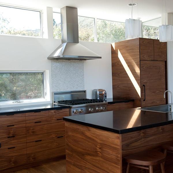 do I want walnut door fronts in a new kitchen? CLASSIC   semihandmade