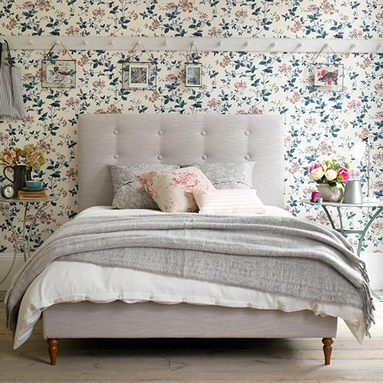 True Romance: enchanting schemes to keep you cosy this autumn - going grey.