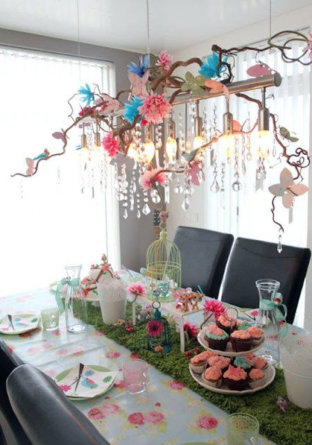 Best Kids Parties: Fairytale/Forest/Pet Shop Mashup My Party | Apartment Therapy
