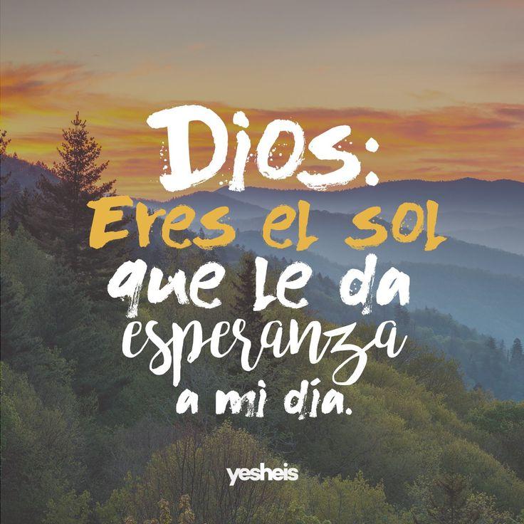 ¡Qué Felicidad Produce Despertar Confiando En DIOS!