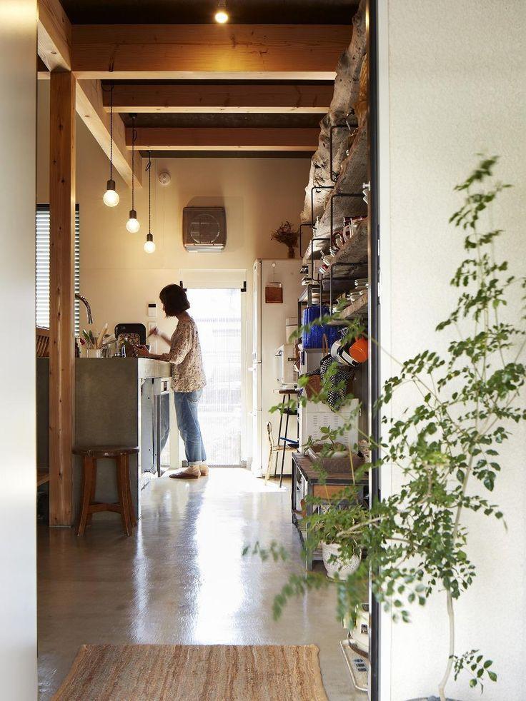 建築家:森清敏/川村奈津子「西谷の家」