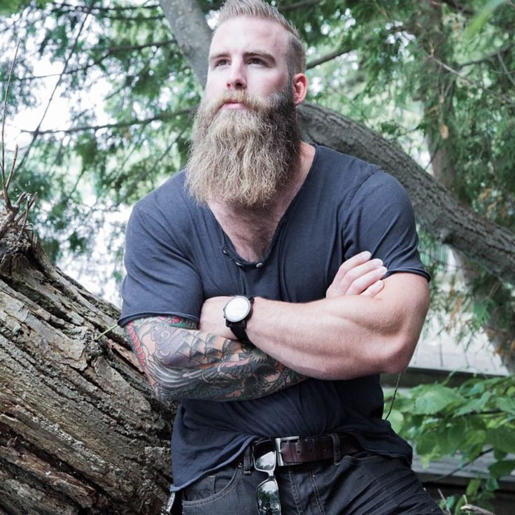 Beard Lust — bearditorium:   Merzy