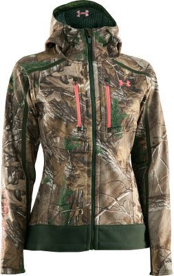 Want!!! Under Armour Jacket $199 http://www.cabelas.com/product/Under-Armour-Womens-CGI-Ridge-Reaper-Jacket/1614112.uts?Ntk=AllProducts&searchPath=%2Fcatalog%2Fsearch.cmd%3Fform_state%3DsearchForm%26N%3D0%26fsch%3Dtrue%26Ntk%3DAllProducts%26Ntt%3DUnder%2Barmour%2Bjackets%26x%3D-1027%26y%3D-51%26WTz_l%3DHeader%253BSearch-All%2BProducts&Ntt=Under+armour+jackets&WTz_l=Header%3BSearch-All+Products