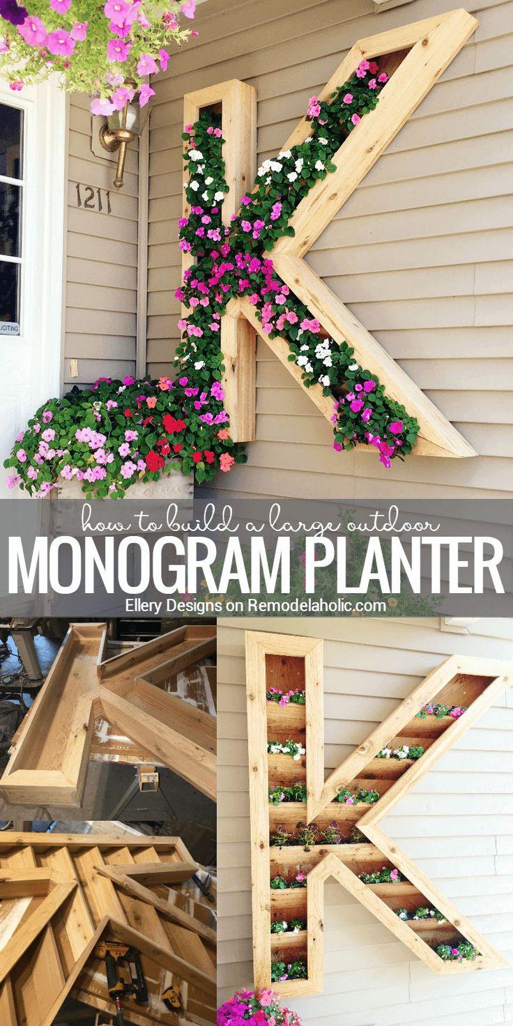 30+ bunte DIY Porch und Patio Dekor Ideen, um die Außenseite Ihres Hauses aufzuhellen
