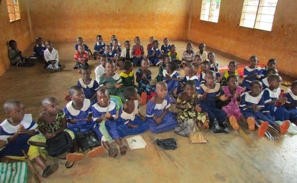 Namgagoli School in Tanzania