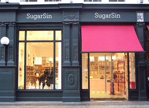 & Smith: SugarSin Branding