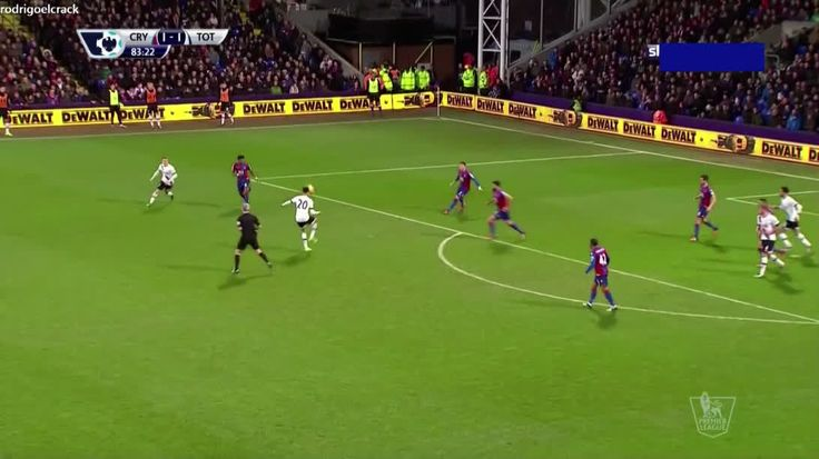19 year old Dele Alli's world class goal vs Crystal Palace http://ift.tt/1PpSmeK Love #sport follow #sports on @cutephonecases