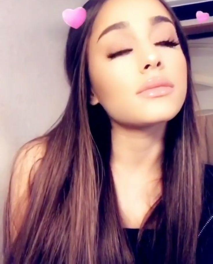 Pingl par laurane sur ariana grande pinterest beaut - Ariana grande coiffure ...