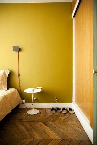 Un appartement parisien à l'esprit vintage et moderne (14)