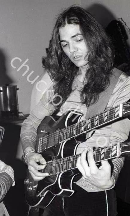Deep Purple Mark IV, The James Gang, Zephyr guitarist Tommy Bolin