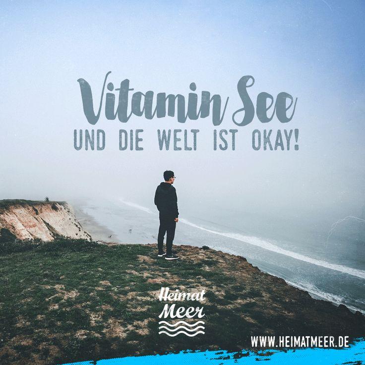 Vitamin See und die Welt ist okay! Mee(h)r >>