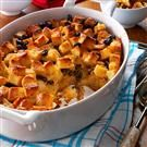 Bread-apple Pudding