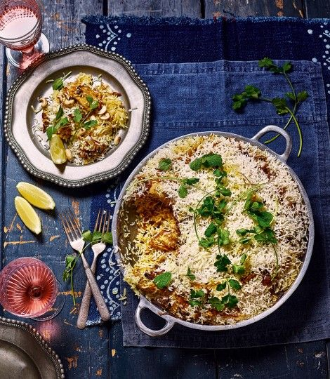 Chicken Biryani - Instant Pot - Ministry of Curry