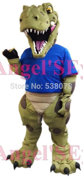 Tyrannosaurus Mascot Costume Adult Dinosaur Dragon Theme Cartoon Anime Cosplay Costumes Mascotte Fancy Dress Kits for Halloween-in Clothing from Novelty & Special Use on Aliexpress.com | Alibaba Group