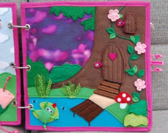 2 Quiet book pages  Car and Traffic roads PATTERN & por MirzaCrafts
