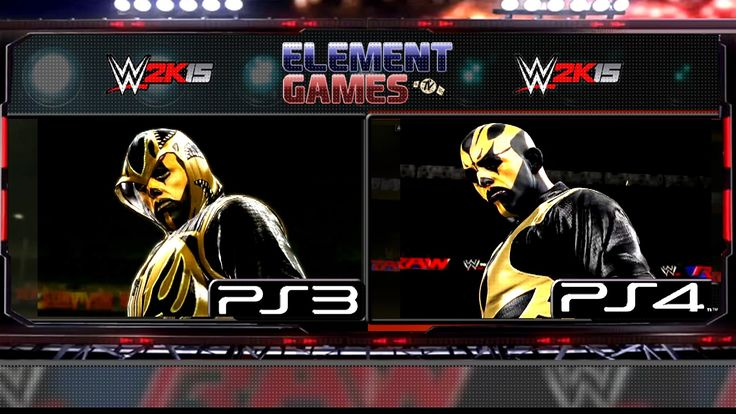17 Best Images About Wwe 2k15 Gameplay Ps4 Xbox One