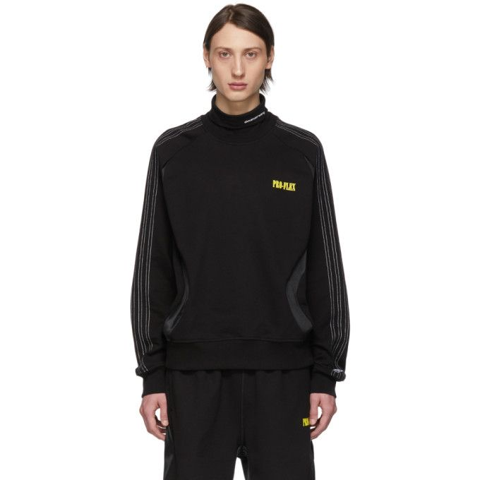 Adidas Black Originals By Aw Wangbody Sweatshirt